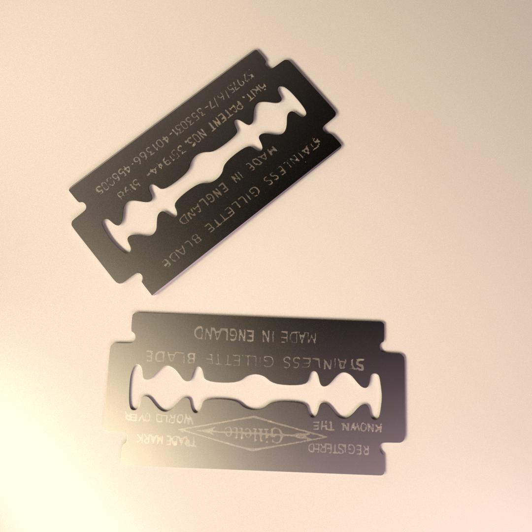 razor-blades-3d-model-blend
